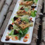 ウコンの豆腐