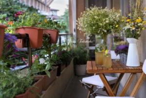 バルコニーに菜園を作る方法