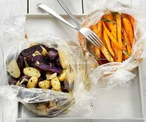 野菜のタイム風味